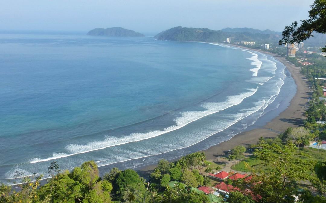 Jacó beach