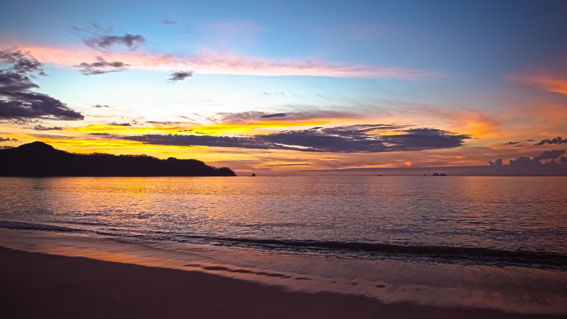 Conchal beach