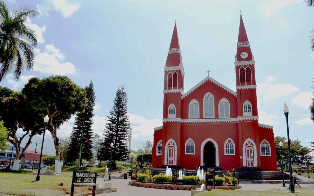 Grecia church