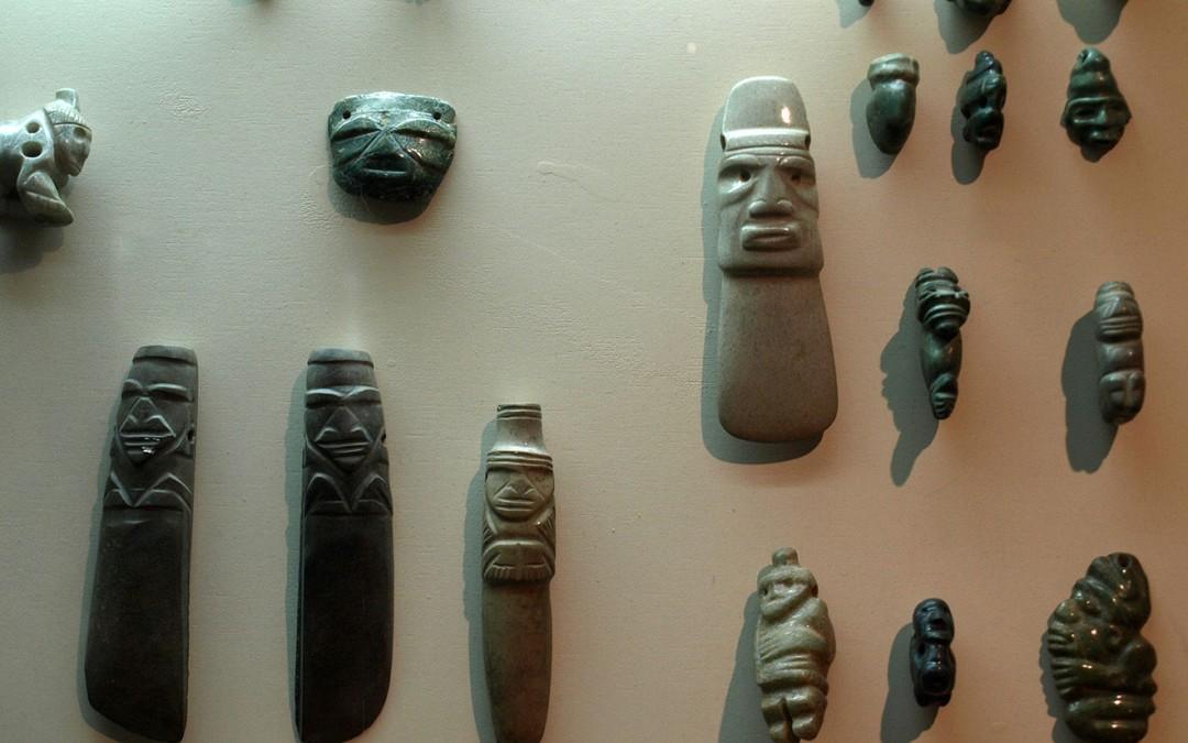 Jade Museum in San José