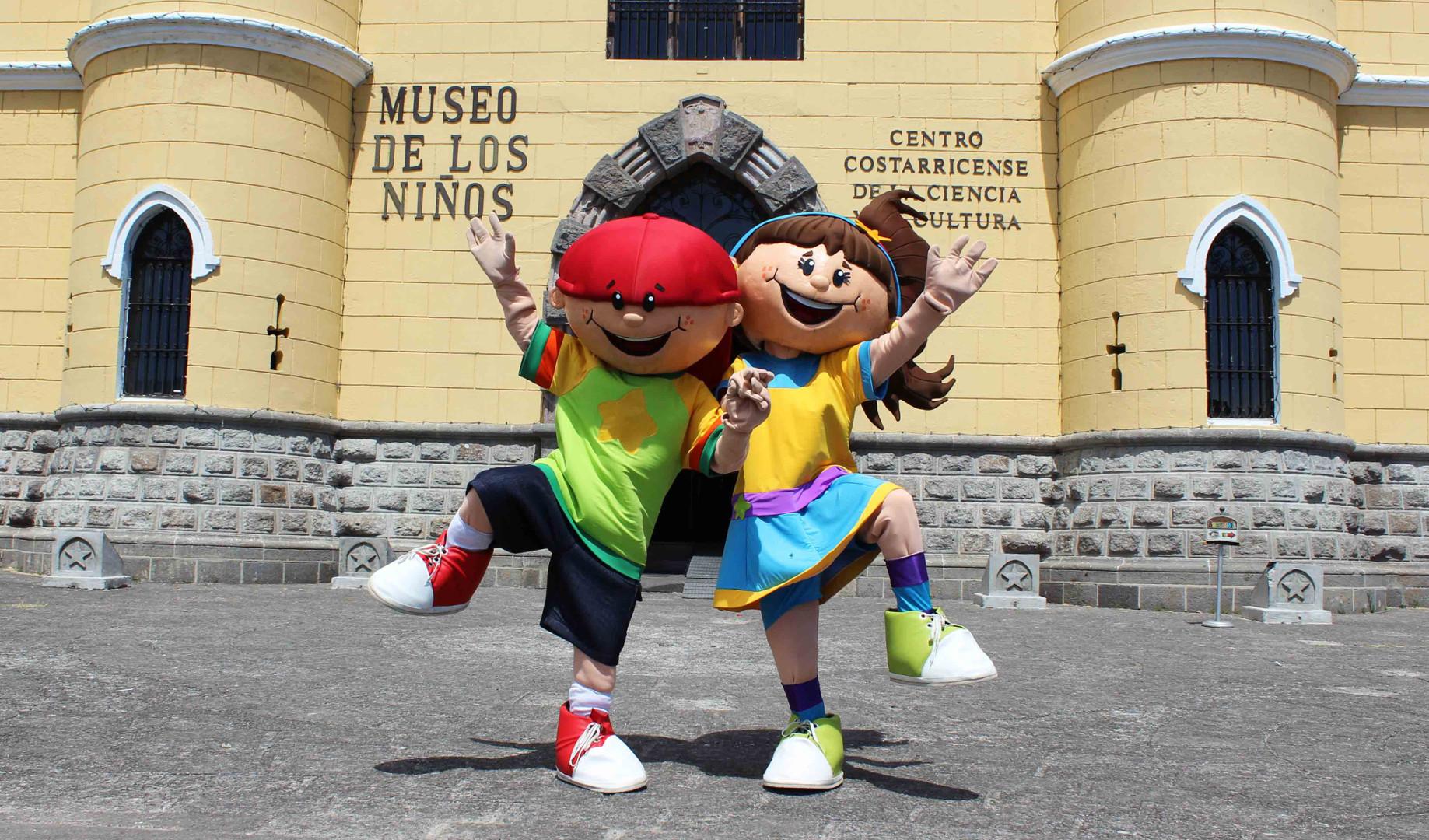 Children's museum in San José