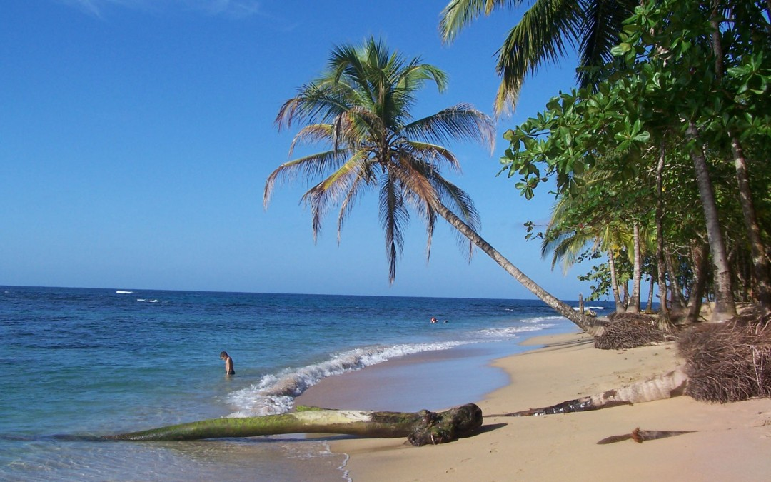 Playa Chicita near Puerto Viejo