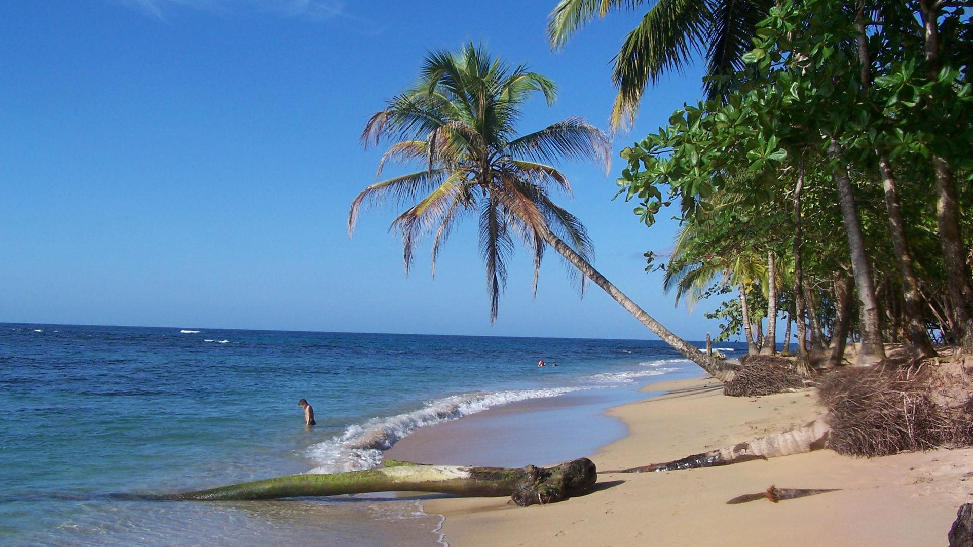 Playa Chicita near Puerto Viejo