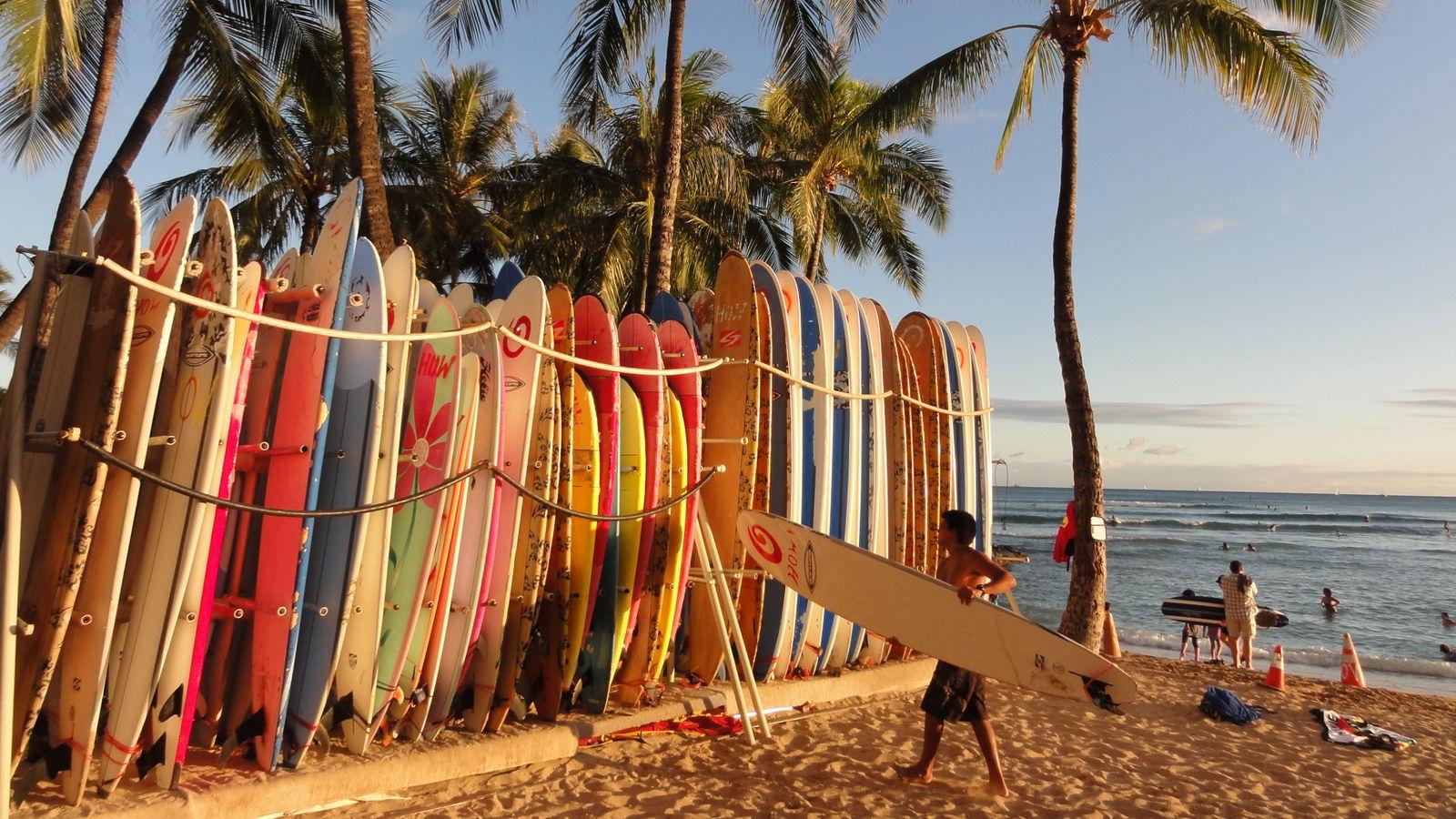 Surfing in Puerto Viejo