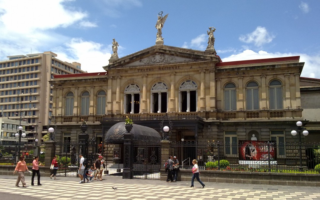 National Theater in San José