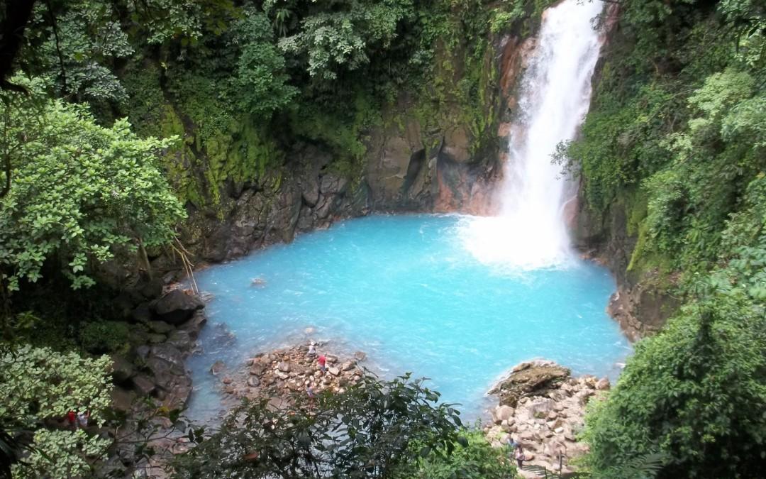 La Paz Wasserfällen