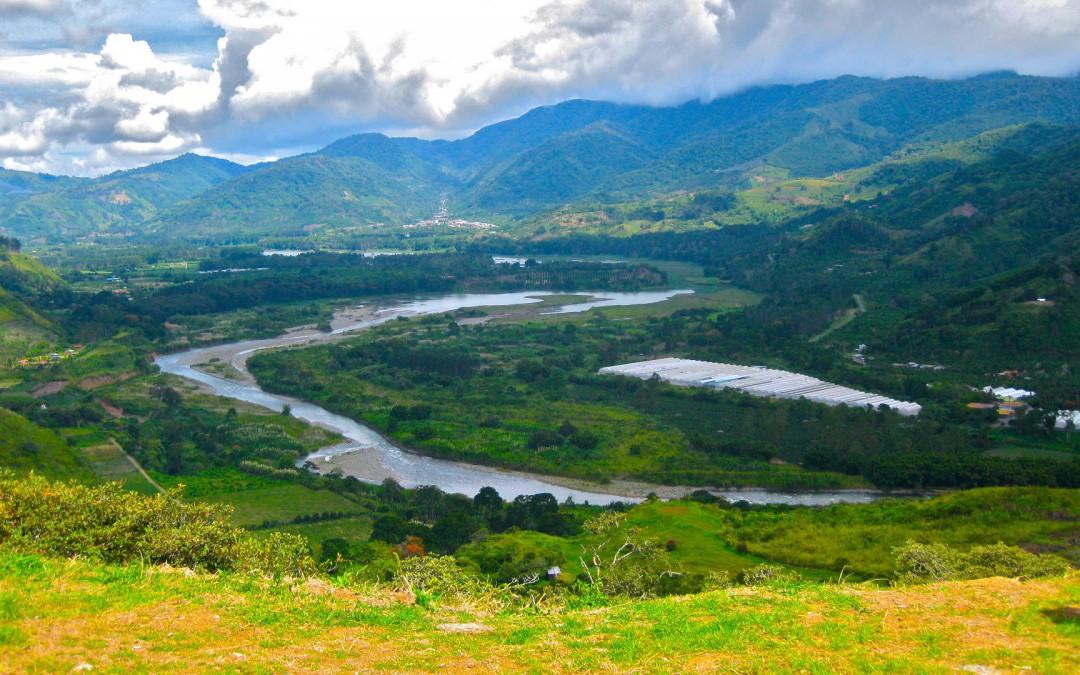 Vallée d'Orosi